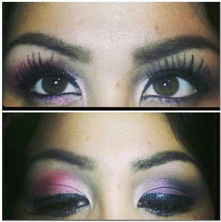 Purple n pink ♡