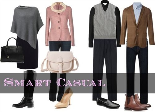 What is smart casual dress code images