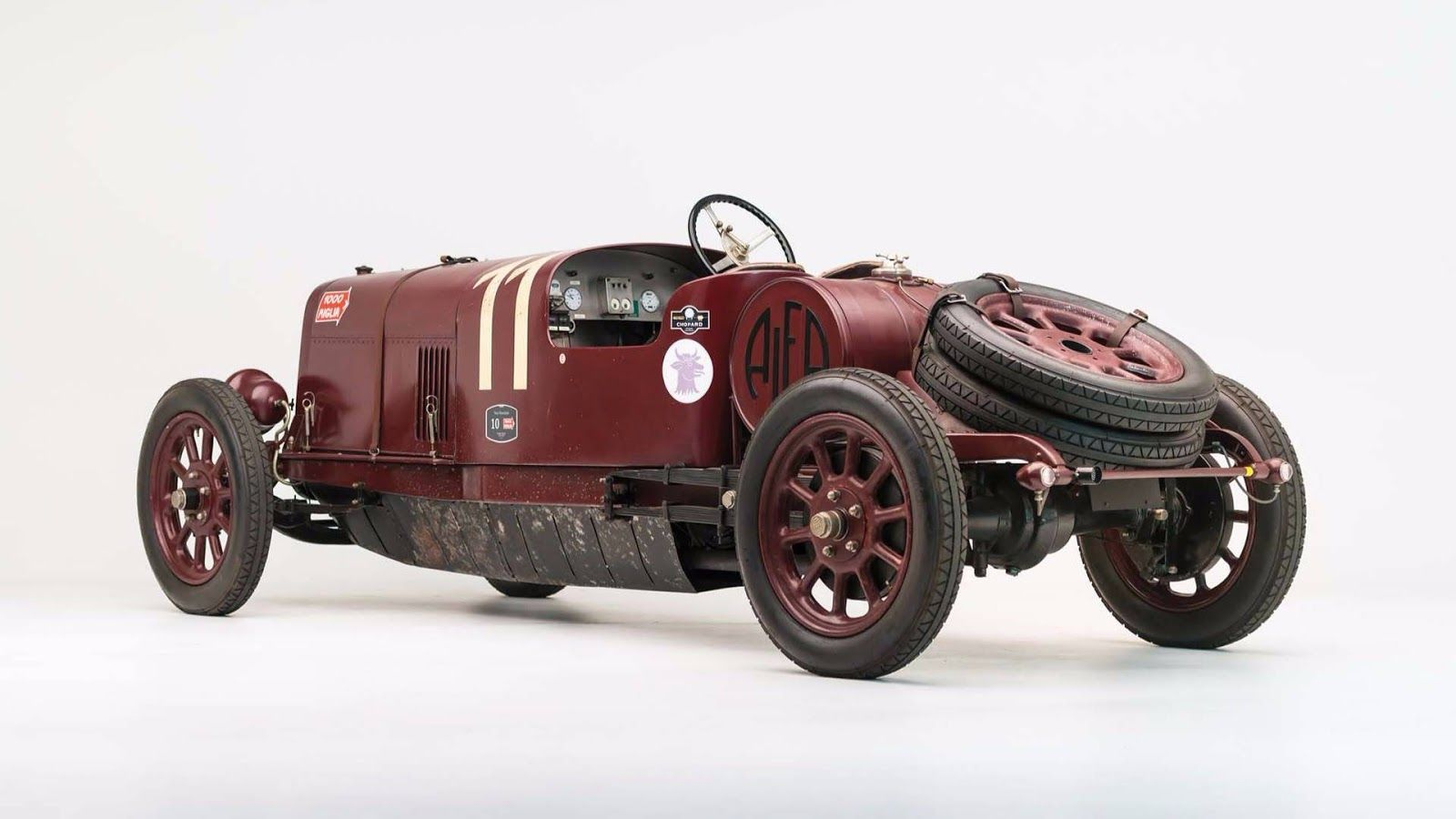 World S First Alfa Romeo Could Sell For 1 5 Million At Auction Carscoops Alfa Romeo Classic Cars Vintage Cars