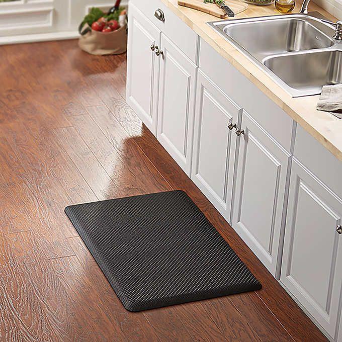 Purelux Anti Fatigue Comfort Kitchen Mat Kitchen Mat Comfort Kitchen