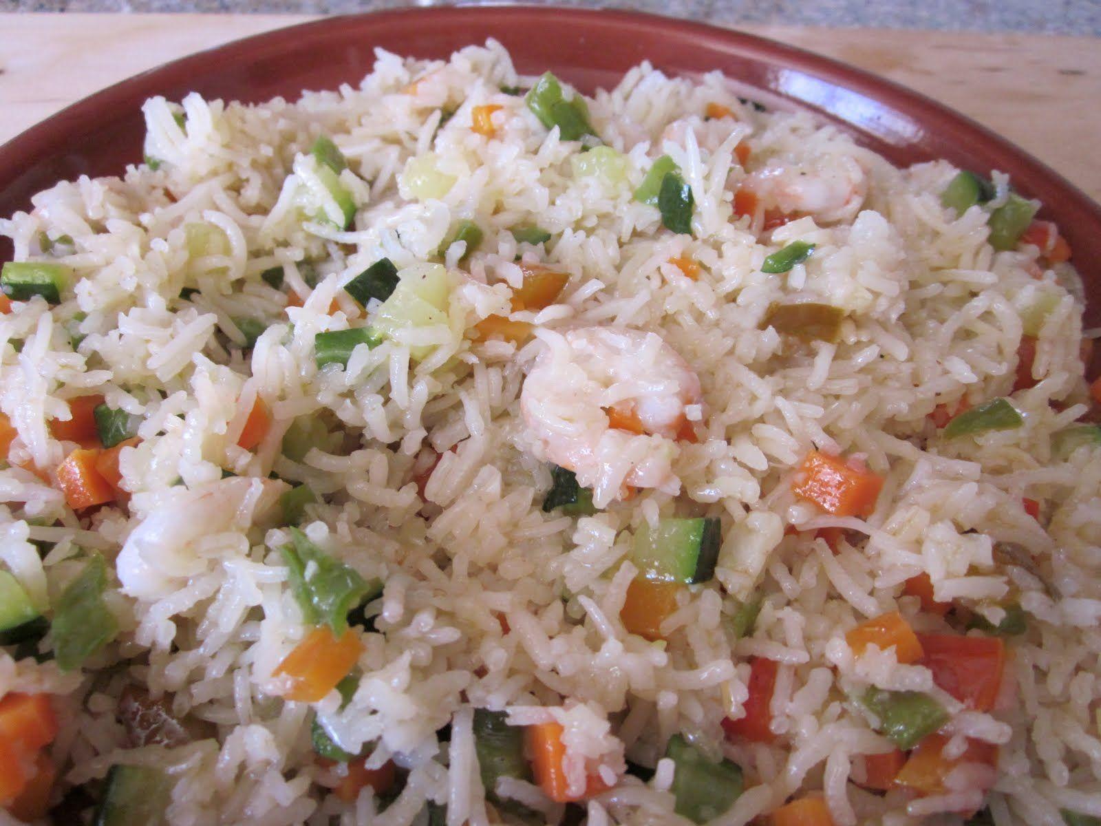 El arroz es siempre un recurso al que todos recurrimos, sobre todo los peruanos, que somos tan adictos a este grano. El arroz basmati es una variedad de grano largo, sabroso, que combina muy bien con las especias y los vegetales, como esta receta que se muestra saludable y provocativa. Atrévanse!