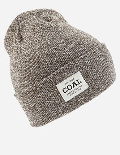 Coal - The Uniform Beanie olive marl