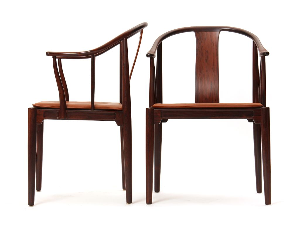 The chair round chair by hans wegner - Hans Wegner Chinese Chair