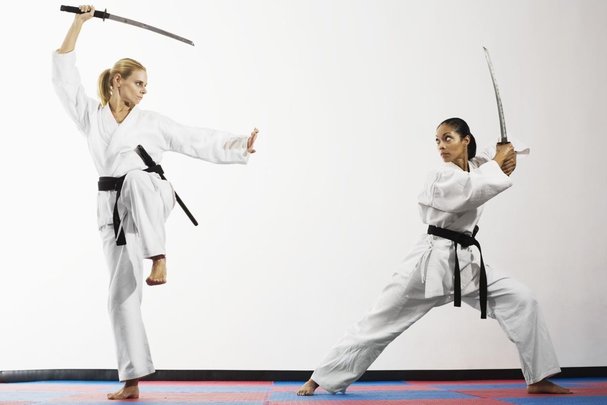 Japanese Sword Training Basics Japanese Sword Martial Arts