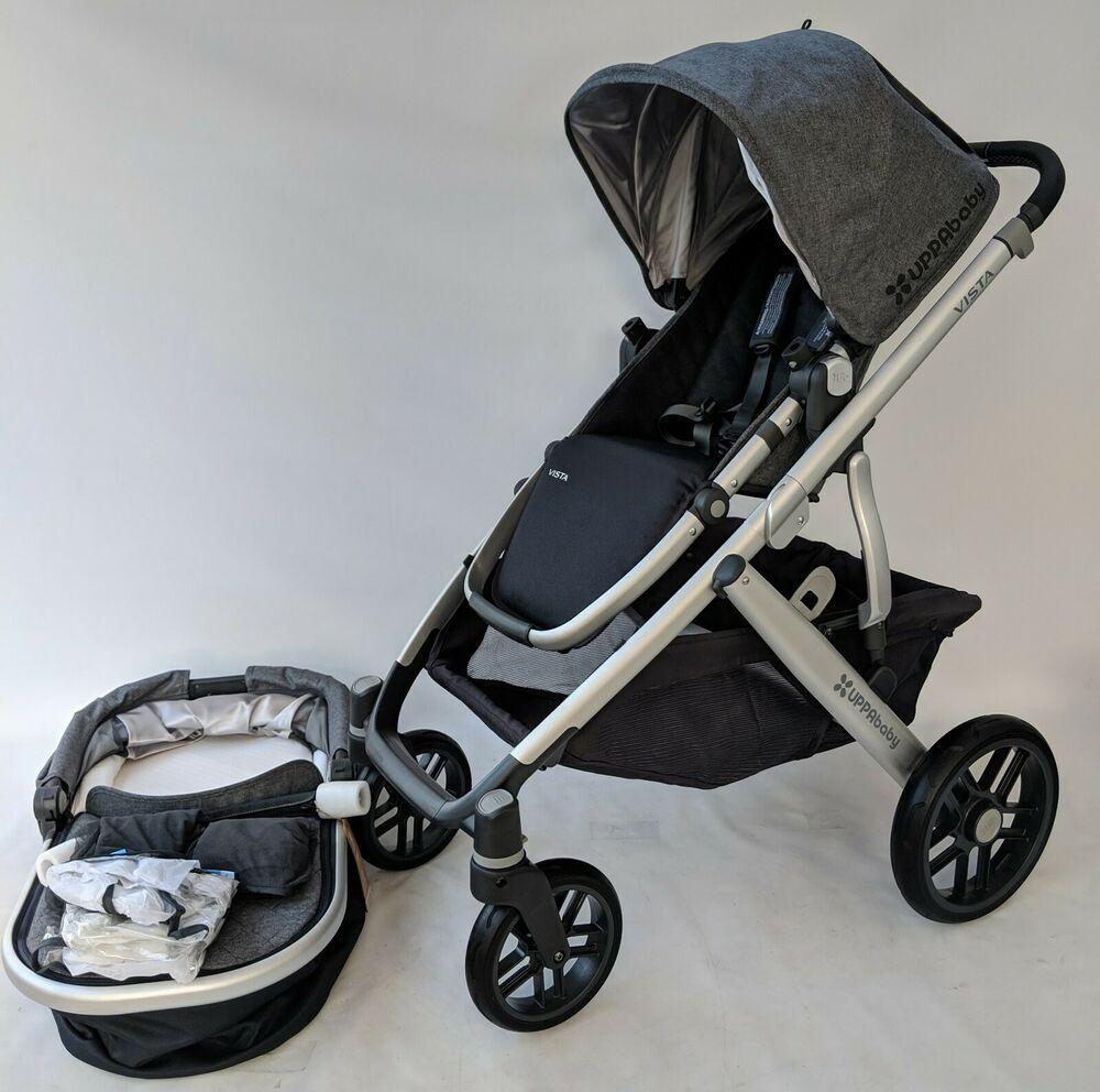 UPPAbaby Vista 2018 stroller JORDAN UPPAbaby Stroller