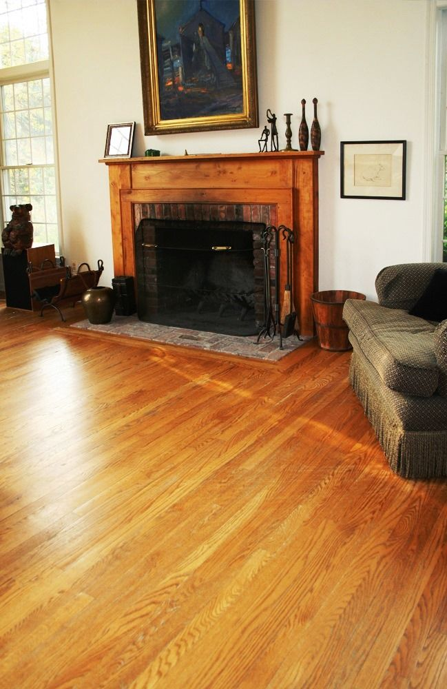 No Time For A Full Scale Floor Refinishing Minwax Hardwood Floor