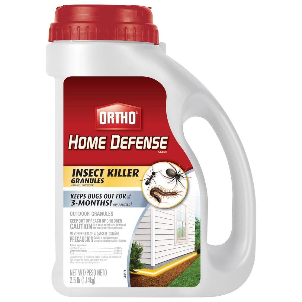 Ortho Home Defense Max 2 5 lbs  Ready-to-Use Insect Killer