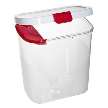 Flour Keeper W Leveler Flour Storage Container Flour Storage Sugar Storage