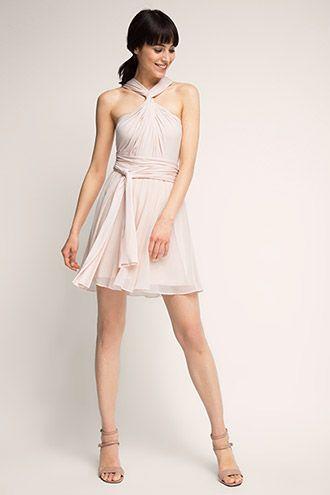 Robe rose pale esprit