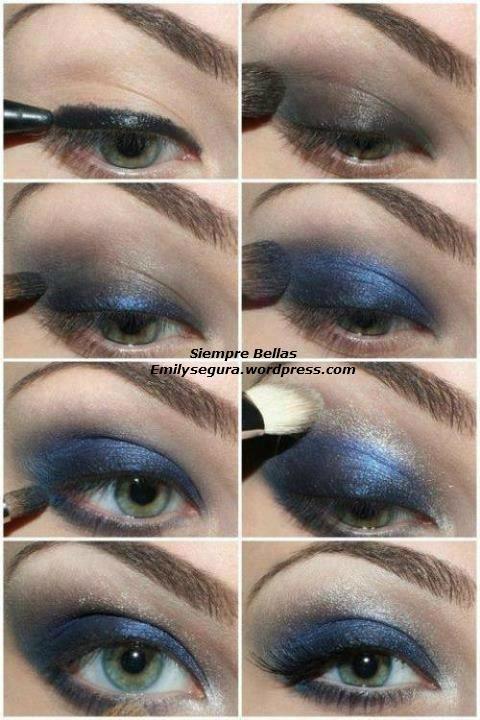 in moda for me como maquillar los ojos la manera mas facil de colocar