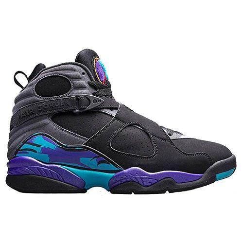 on sale 37fe7 0f274 Chaussures Air Jordan 8 Retro BG    Aqua    305381 025