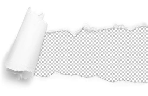Papel Rasgado En Psd Clip De Pelicula Efectos De Photoshop Rasgado De Papel Texturas Para Portadas
