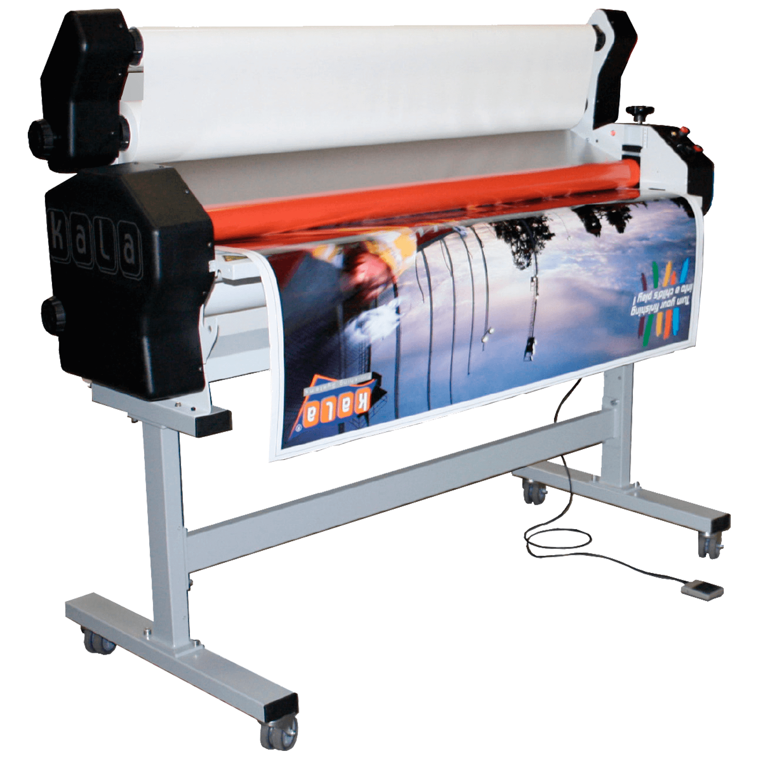 A Graphic Roll Laminator Use Large Rolls Of Film To Laminate Documents That Are Of Just About Any Size And A Number Of Documen Plastic Sheets Marketing Sheets