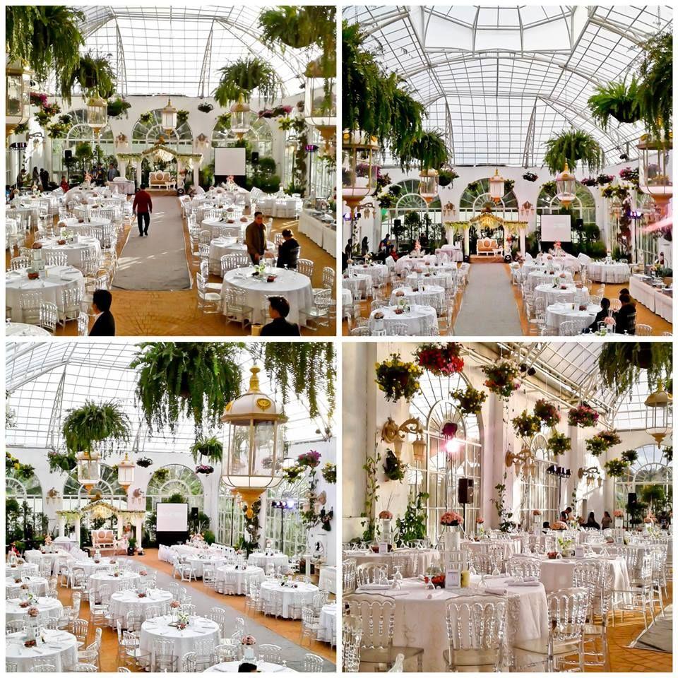 Arden And Hannah Khamille S Wedding At Fernwood Gardens Tagaytay Last December 18 2016 Tagaytay Wedding Wedding Reception Themes Wedding Venues