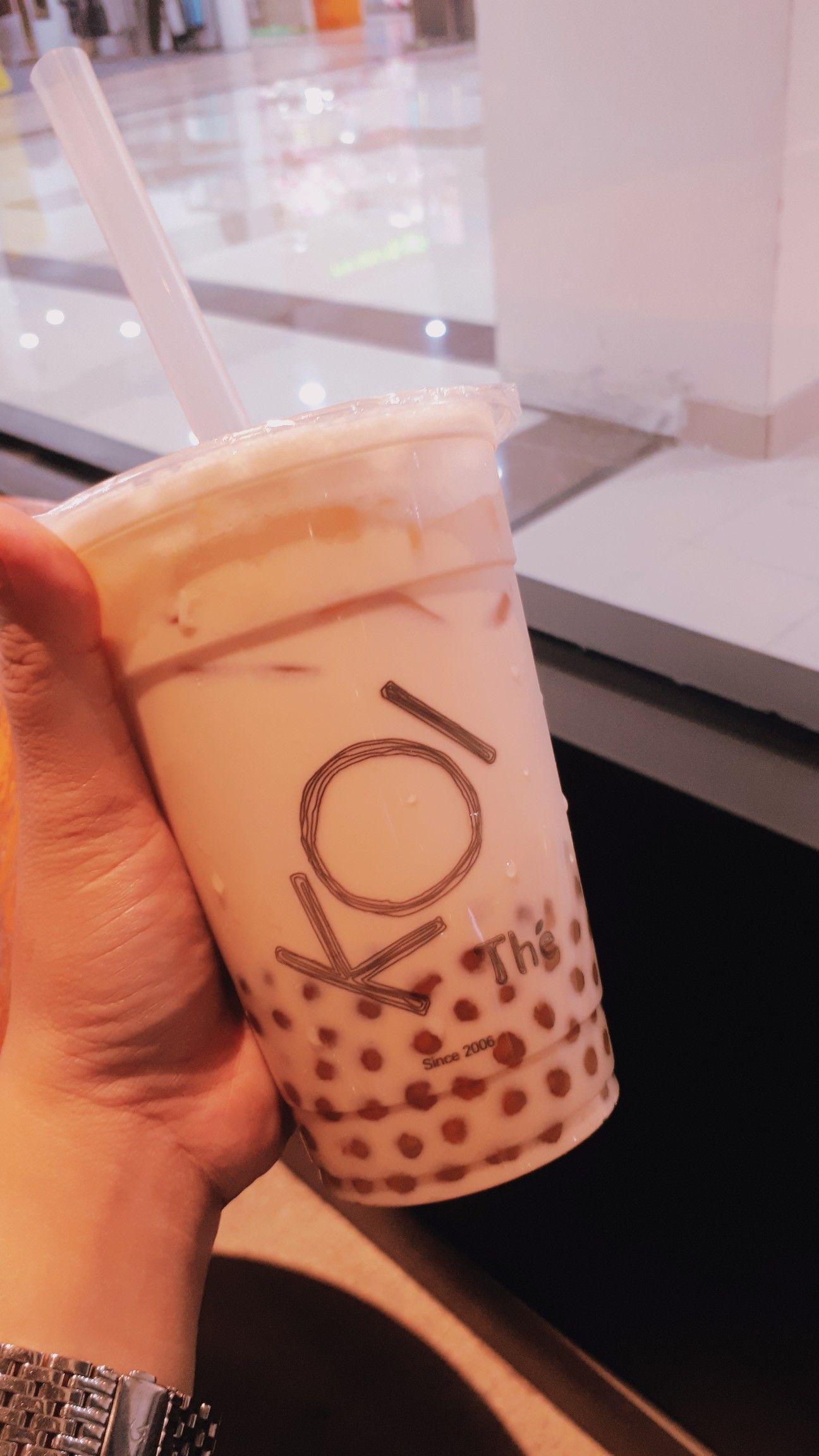 Bubble Milk Tea by KOI Thè📍Yogyakarta (Dengan gambar