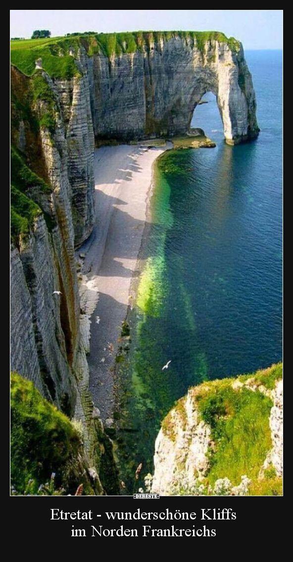 Photo of Etretat – wunderschöne Kliffs im Norden Frankreichs..