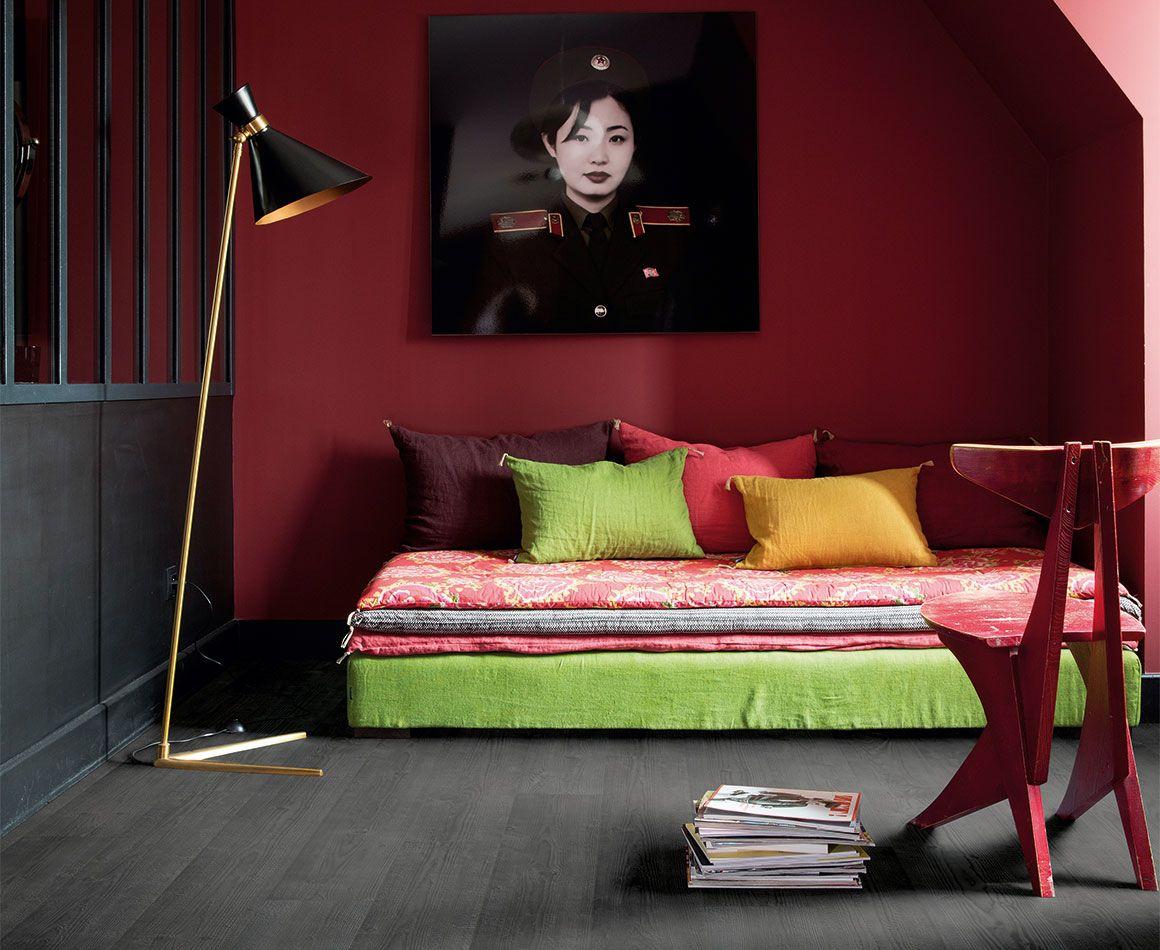 Slaapkamer Inspiratie Zwart : Laminaat zwart vloer slaapkamer vloer inspiratie