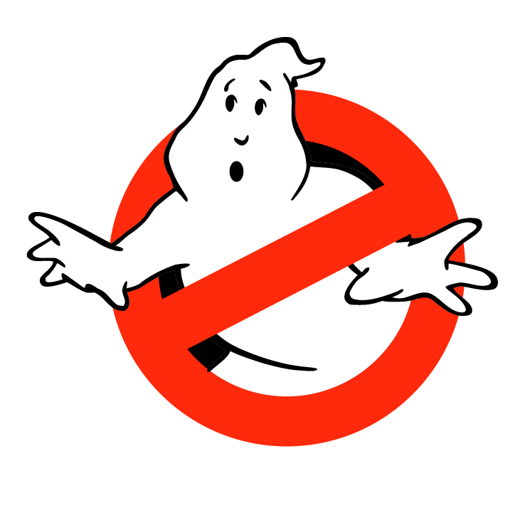 Ghostbusters Free Vector 4vector Ghostbusters Logo Ghostbusters Ghostbusters Party