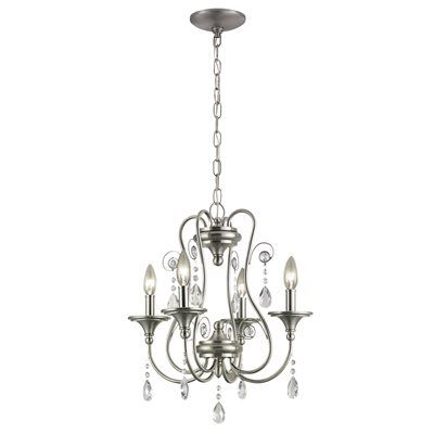 Photo Gallery For Website Shop Portfolio Opula Brushed Nickel Crystal Chandelier at Lowe us Canada Find our selection of chandeliers at the lowest price guaranteed with price match