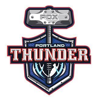 Portland Thunder Arena Football League Portland Oregon Arena