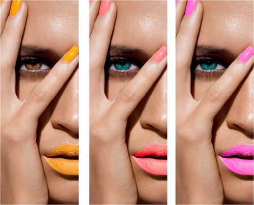 Great shades for summer! #Colorific