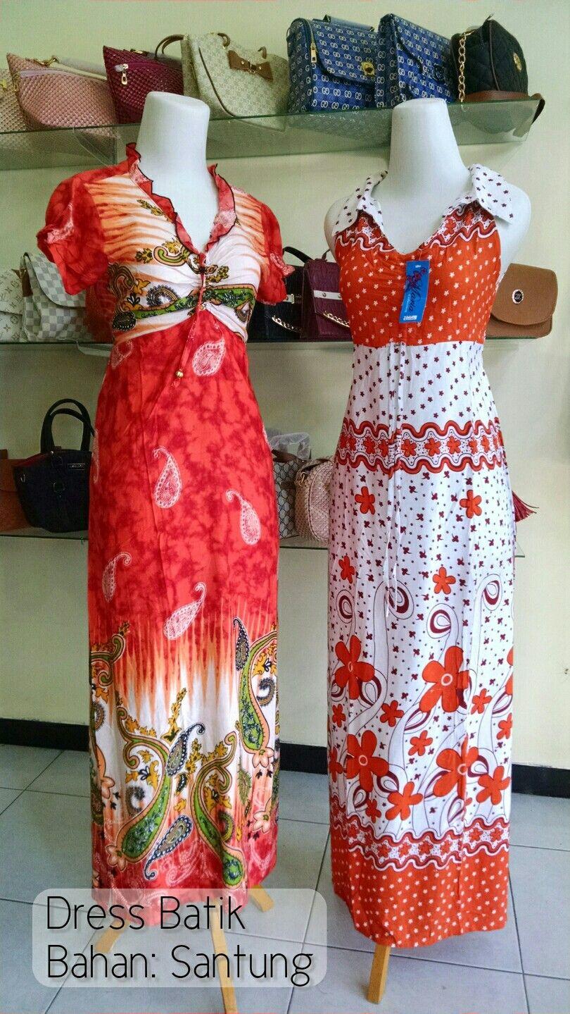 Dress Batik. IDR Rp. 45.000. WA: +6285600610750. Pin BB: D025CEA2. FB: https://www.facebook.com/tokodasterasri/