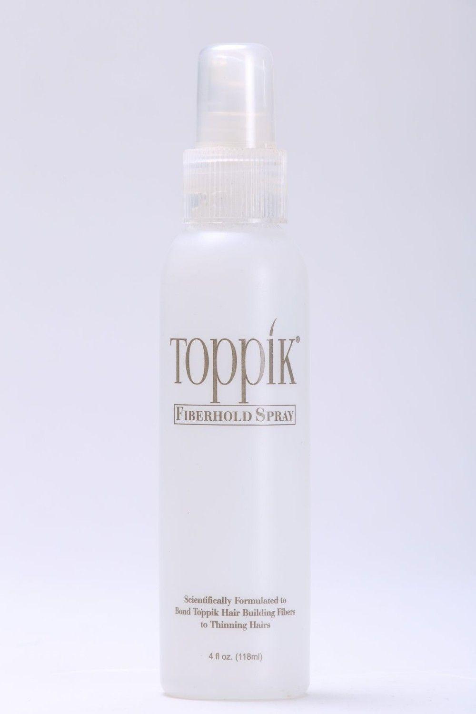TOPPIK capelli fibershold blocco spray 118 ml per le fiber dei capelli in polvere