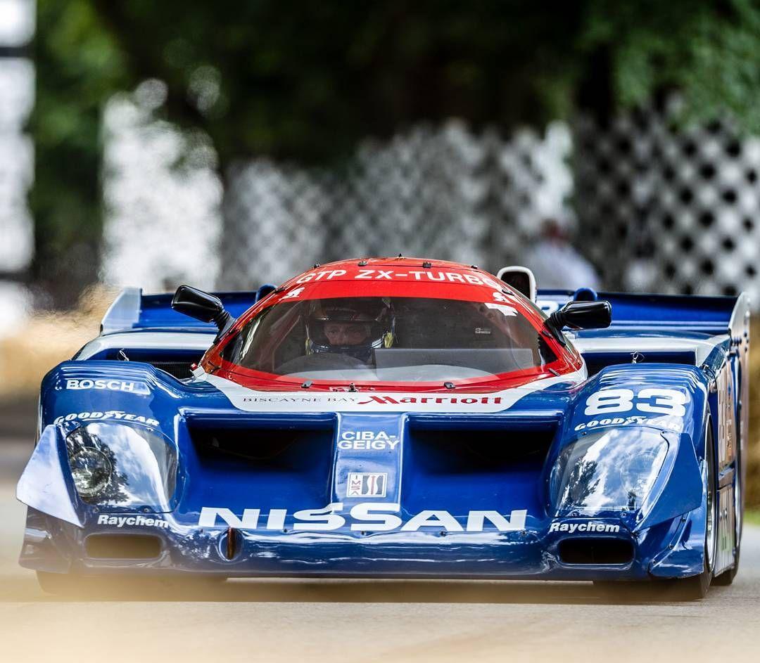 Nissan Group C Grand prix racing, Race cars, Motorsport