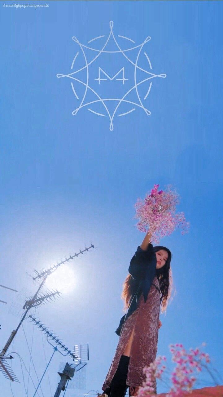 Pin By B W Tch On Balkone Solar Mamamoo Kpop Backgrounds Kpop Wallpaper
