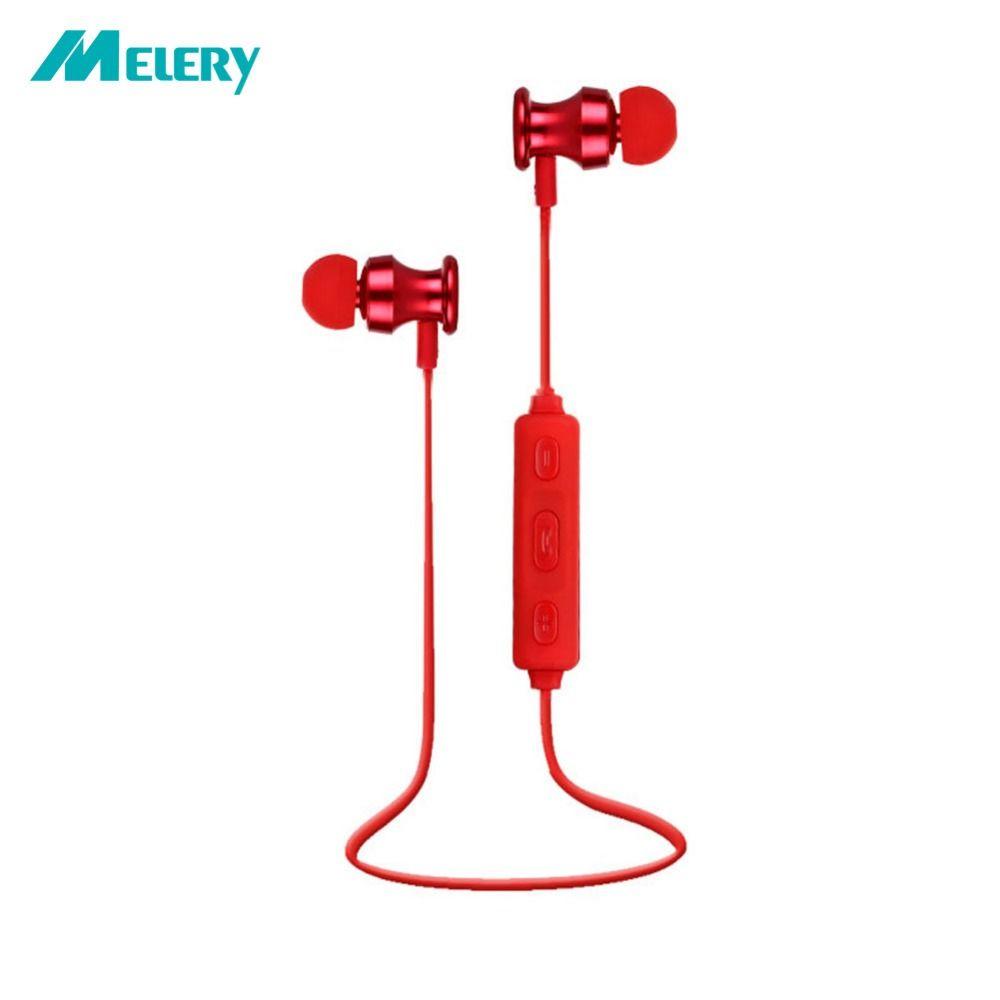Melery YCH-16  Metal Bluetooth Earset Sport InEar earphone V4.1 EDR Wireless Earphone Stereo Fone De Ouvido Sem Fio