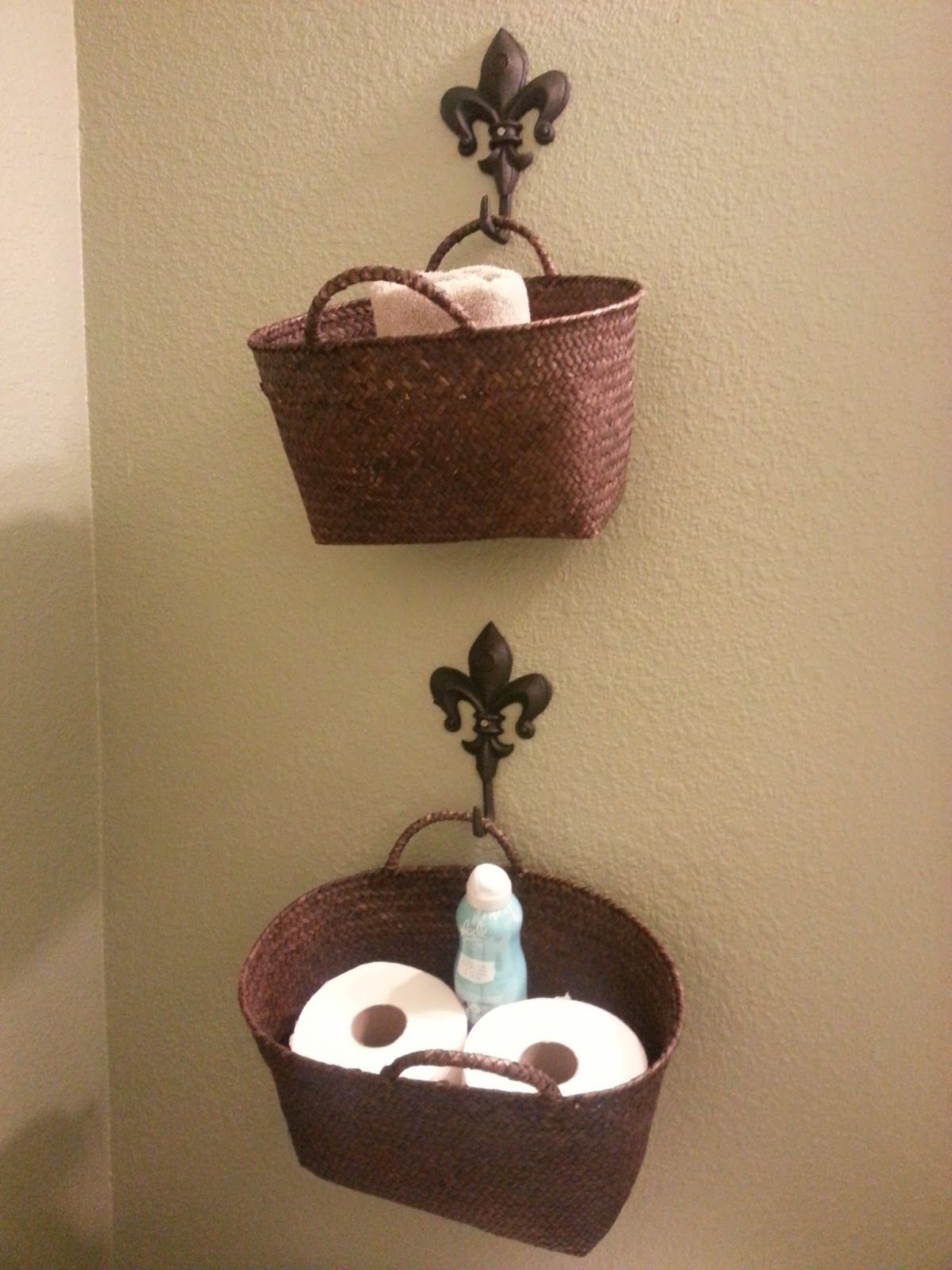 Pinterest DIY Furniture | ... Ideas 1200x1600 Diy Lori Powder Room ...
