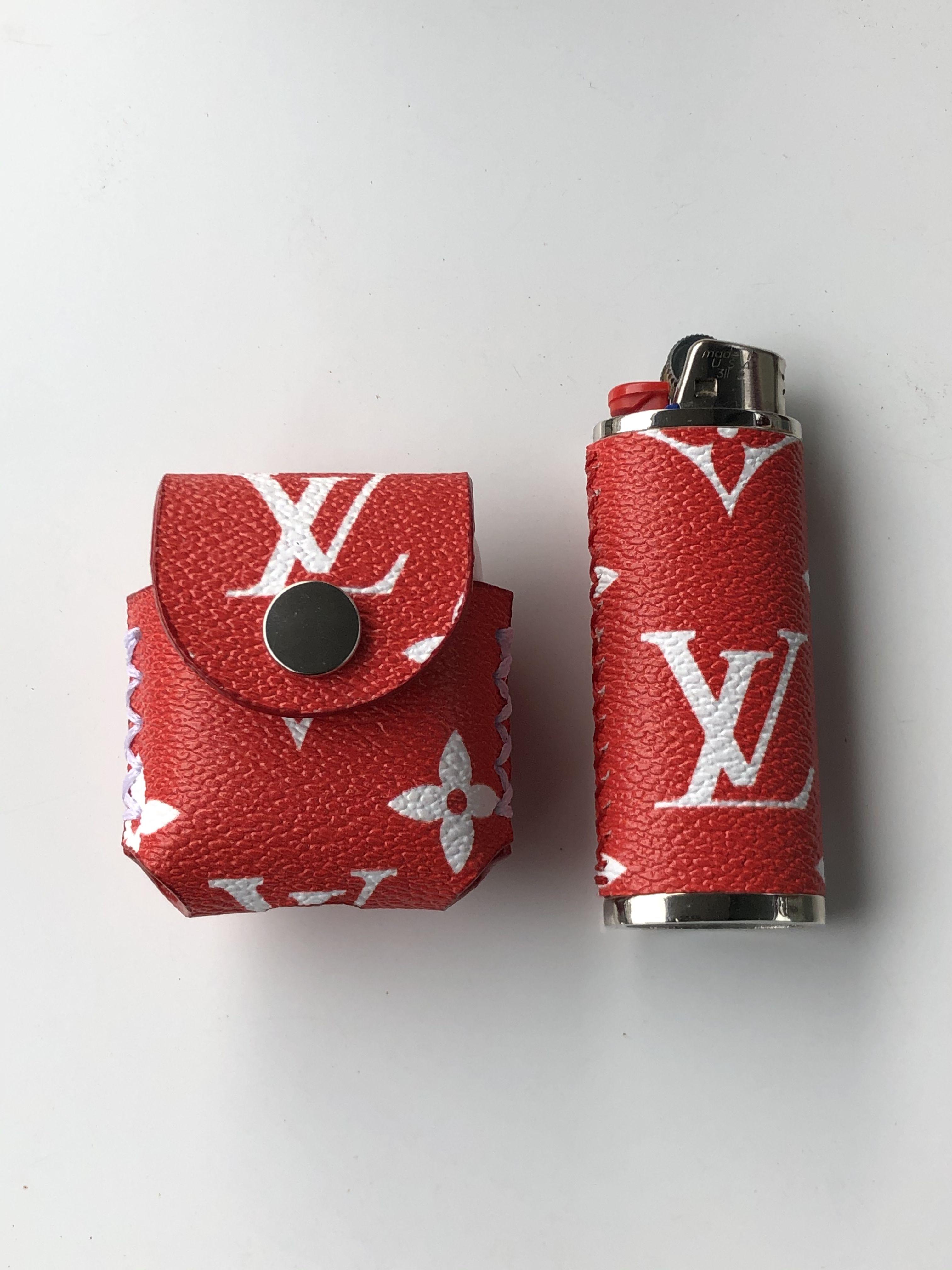 Handmade Designer Lighter Sleeves Lighter Cases Lighter Louis