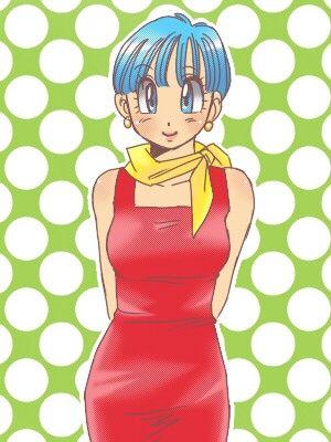 27+ Bulma red dress ideas