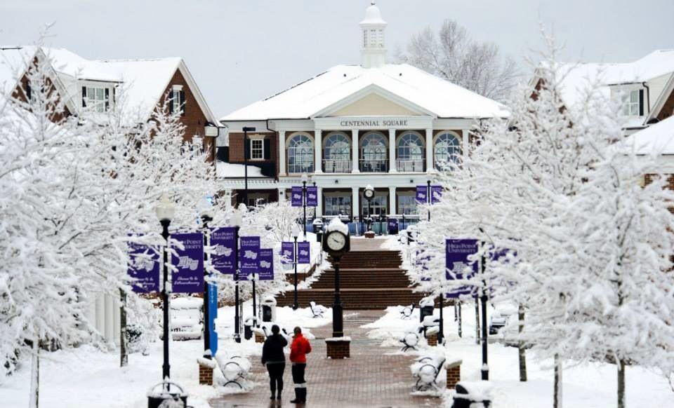 High Point University High Point University Dream College College Goals