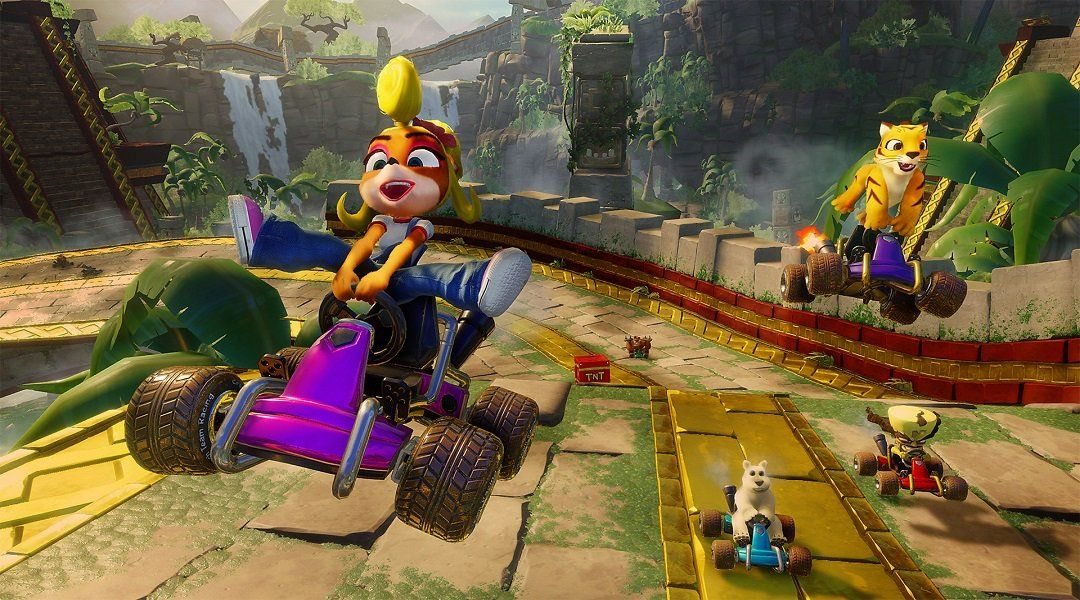 How To Get 101 Percent In Ctr Nitro Fueled