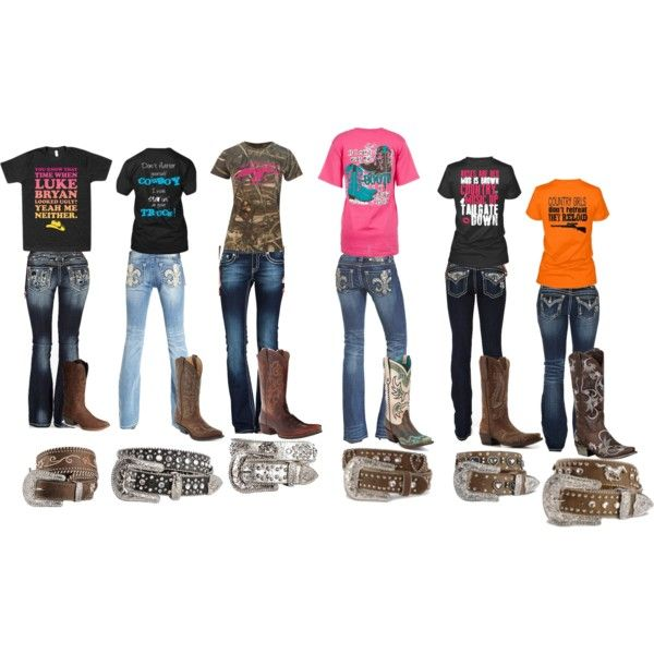 Country Girl Belts on Pinterest