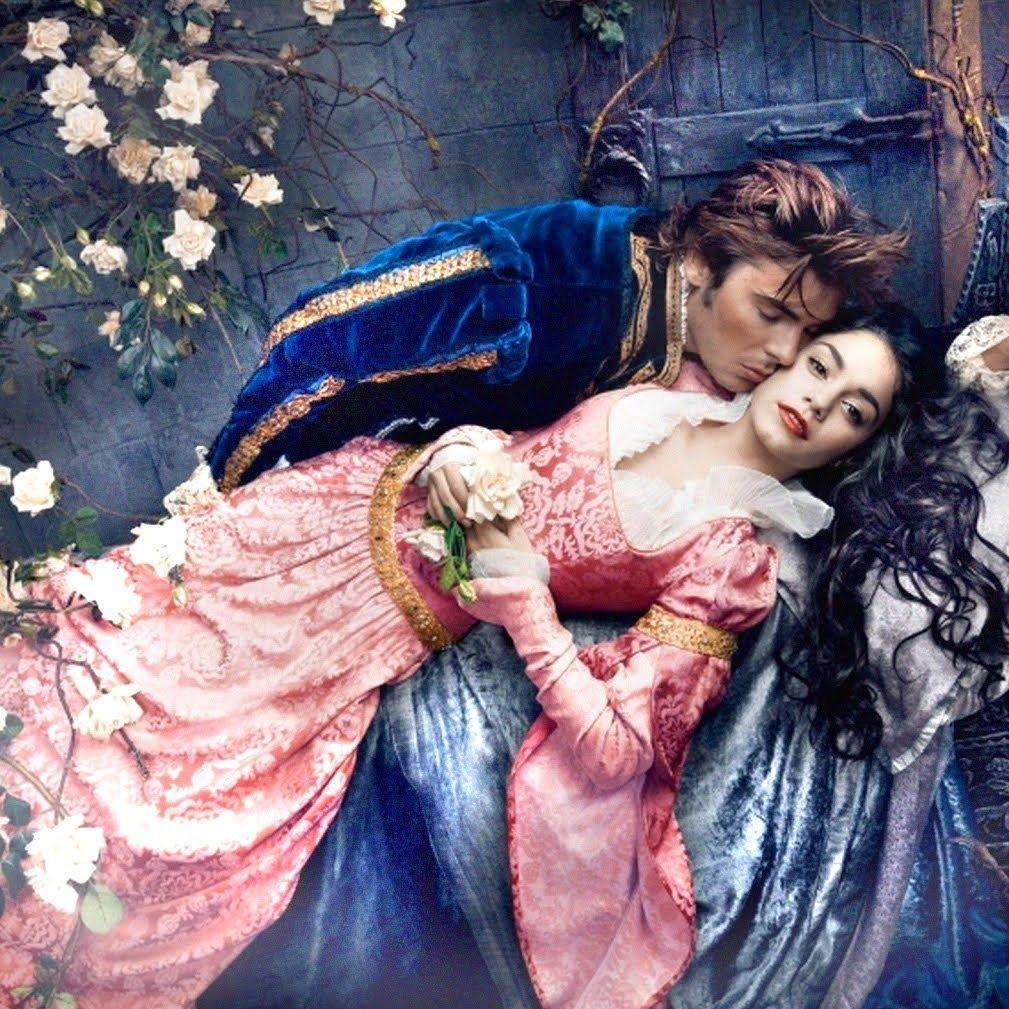 Sleeping Beauty • Zac Efron & Vanessa Hudgens: from the ...