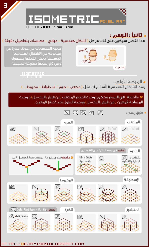 Pixel Art Tutorial Arabic 3 By Dejamart Deviantart Com On Deviantart Pixel Art Tutorial Pixel Art Games Pixel Art Design