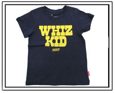 8a49819d6fa Prefresh Whiz Kid Tee-Navy-prefresh tees