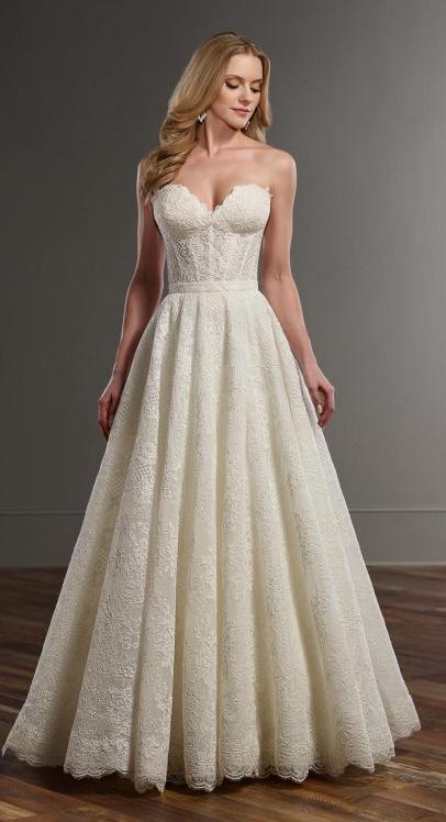 2e2b99ac2ab Martina Liana Wedding Dresses Fall 2016 Collection