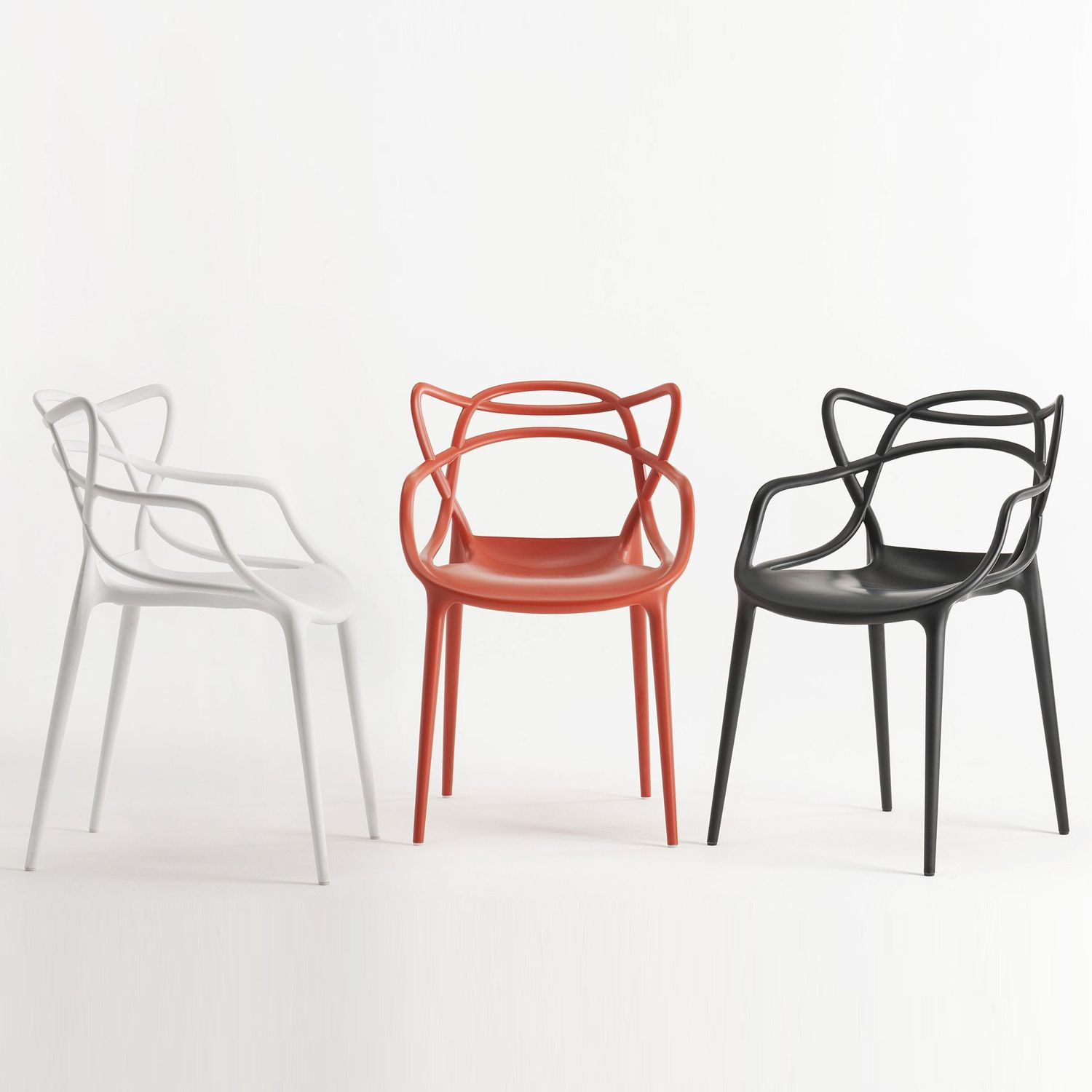 Kartell Masters Chair By Philippe Starck Chairs