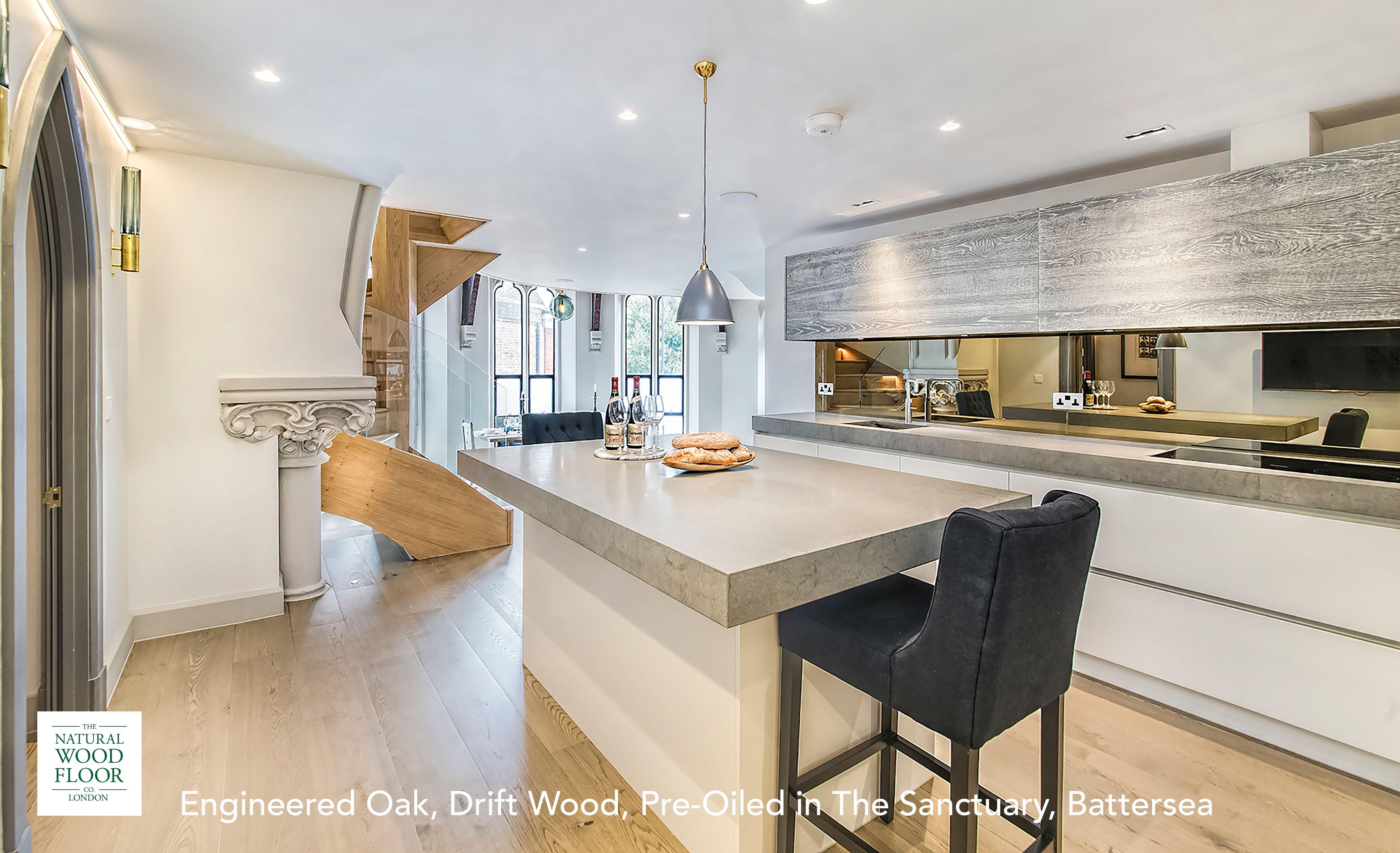 Hardwood Flooring Business Plan: The Natural Wood Floor Company's Pre-Oiled Drift Wood Oak