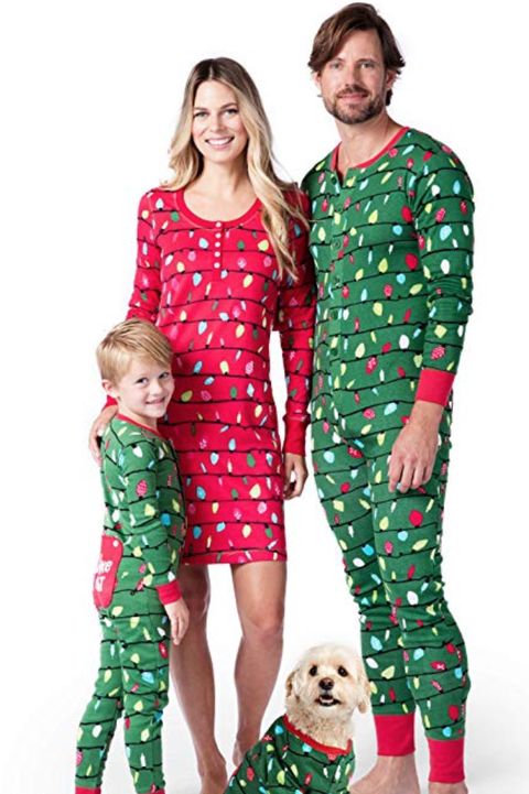 25 Matching Family Christmas Pajamas to Celebrate in the