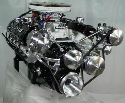 chevy engine with black valve covers Chevy Engines Pinterest - best of jegs blueprint crate engines