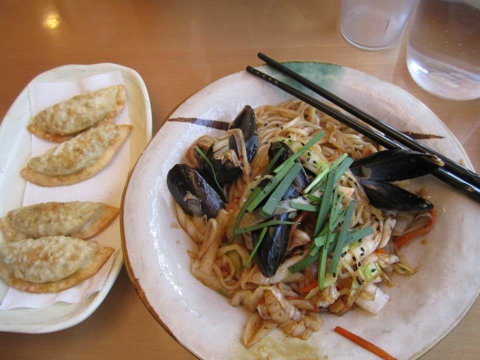 More Korean food <3