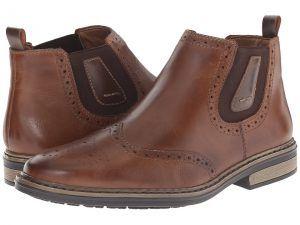 Rieker 37681 (Tabak Ramon) Men's Pull-on Boots