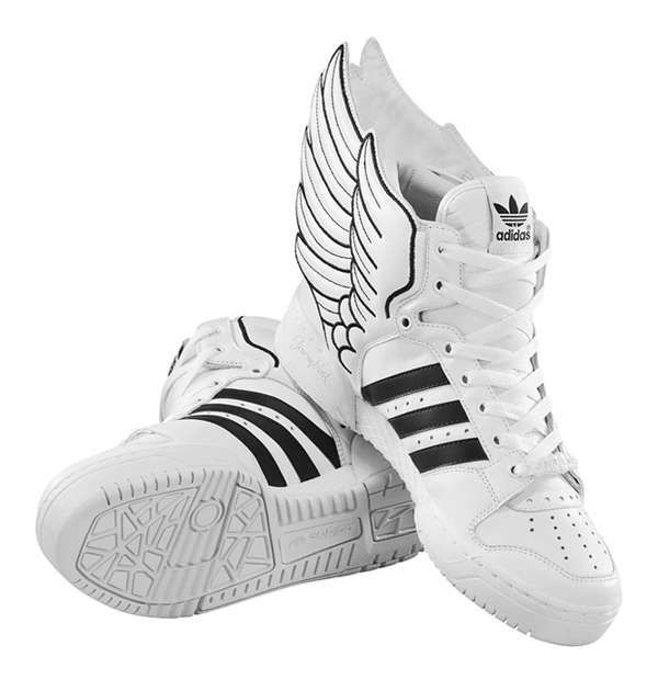 Oficial Entretenimiento Armstrong  Gladiator-Inspired Kicks | Adidas wing shoes, Best sneakers, Jeremy scott  adidas