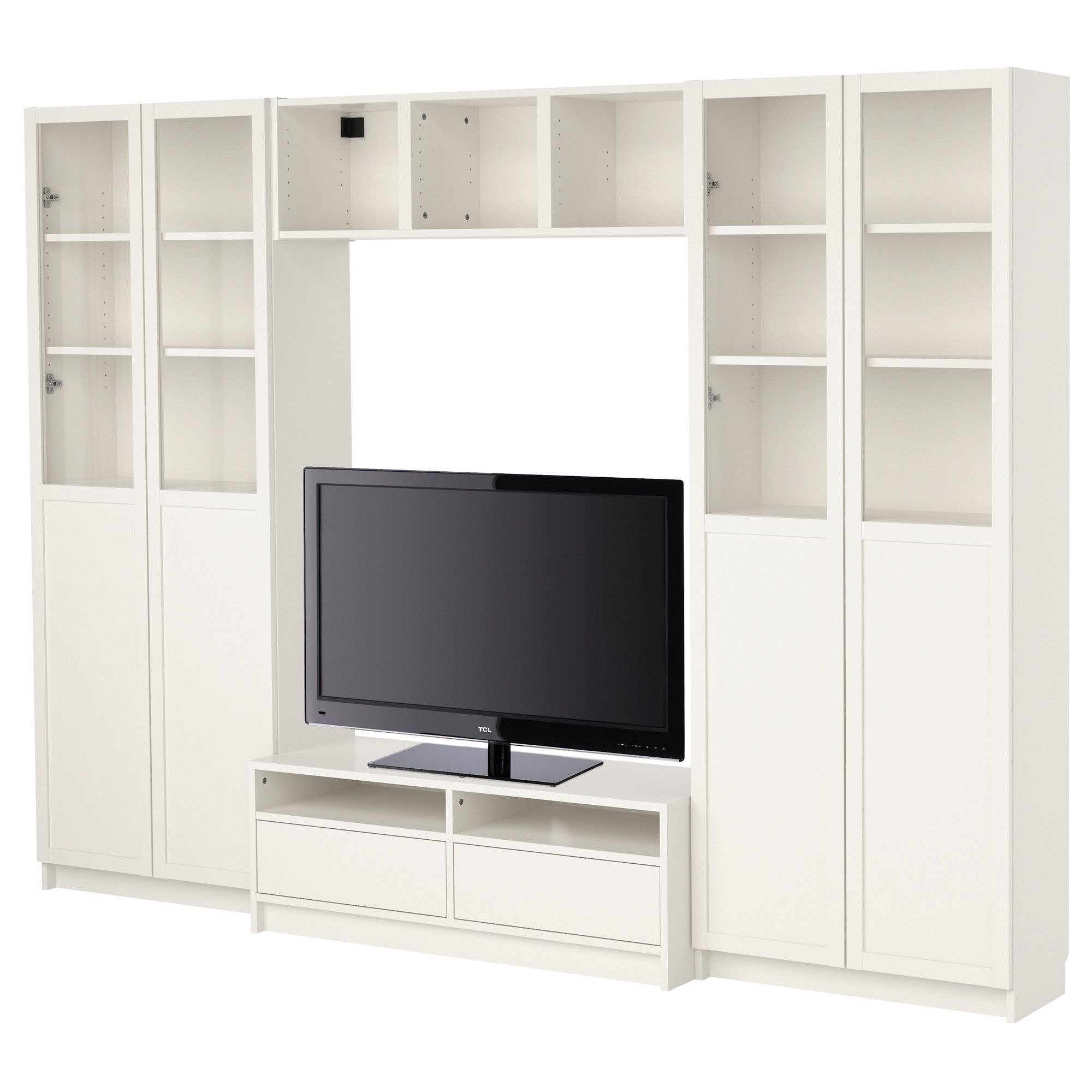 Tv Kast Wit Ikea Lack.Us Furniture And Home Furnishings Ikea Billy Bookcase Ikea Tv