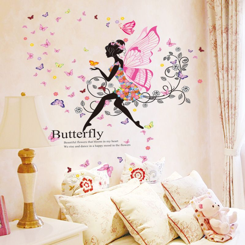 Sticker Love Directly From China Stickers Uk Suppliers Diy Wall Decor Ballet S Art For Kids Rooms Home Bedroom Living Room