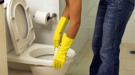 so wird ihr wc blitzblank verschmutzt toiletten und wenn man. Black Bedroom Furniture Sets. Home Design Ideas